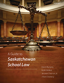 Saskatchewan School Law